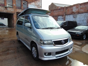 2002 MAZDA BONGO MAZDA BONGO NEW SHAPE AUTO FREE TOP BEST 2.5 V6