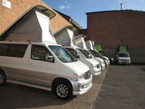 MAZDA BONGO AUTO MPV DIESEL BEST OF BOTH CAMPER & 8 SEATE