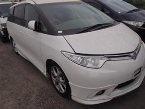 FRESH IMPORT NEW SHAPE 2007 TOYOTA ESTIMA PREVIA G 2.4 PETROL 7 SPEED POWER DOORS