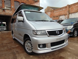 2004 MAZDA BONGO 2.0 L AUTO ELEVATING ROOF Camper Top Alphard