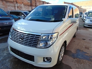 2007 NISSAN ELGRAND FACE LIFT 3.5 V6 AUTO GRADE 4 Cruise LOW MILAGE 21204