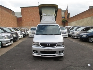 MAZDA BONGO Friendee Aero NEW SHAPE AUTO ELEVATING ROOF V6