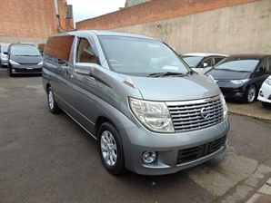 NISSAN ELGRAND 3.5 V6 XL BUSINESS EDITION FRESH FACELIFT MODEL Curtain / Cruise