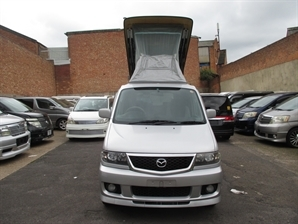 MAZDA BONGO NEW SHAPE AUTO ELEVATING ROOF 2.L