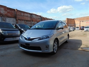2011 FRESH IMPORT NEW SHAPE TOYOTA ESTIMA PREVIA HYBRID 2.4 AUTO 7SEATER DVD NAT