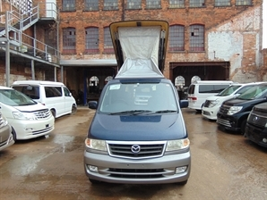 2000 MAZDA BONGO DIESEL 8 SEATE 4WD AUTO FREE TOP 4WD
