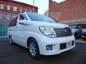 2006 NISSAN ELGRAND 3.5 V6 XL BUSINESS EDITION FRESH FACELIFT MODEL 4WD