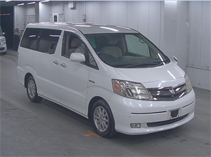 TOYOTA ALPHARD HYBRID 8 SEATER MPV 2 ELECTRIC DOORS FRONT & REAR CAMERA CRUISE