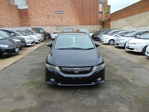 FRESH IMPORT NEW SHAPE 2008 HONDA ODYSSEY STEPWAGON 2.4 VTEC AUTO