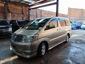 TOYOTA ALPHARD MX L Edition 3.0 V6 Auto Control.Electric Sliding Doors