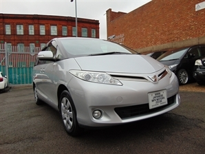 2014 TOYOTA ESTIMA Previa 2.4 Auto 14 REG Electric Door DVD Camera Gps