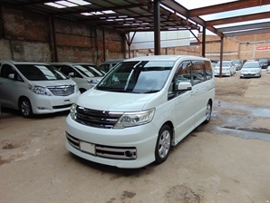 2008 NISSAN SERENA RIDER MINI ELGRAND 2 LITRE 8 SEATER MPV LEATHER